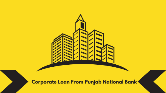 Corporate Loan From Punjab National Bank