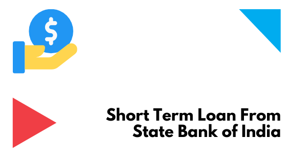 Short Term Loan From State Bank of India
